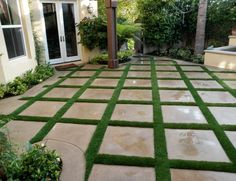 Residential Installations - Synthetic Grass Warehouse