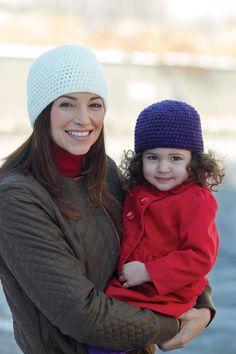 966520d6ba5 FAMILY BEANIE BY CARON® UNITED™. Belinda Webb · Crocheted Hats
