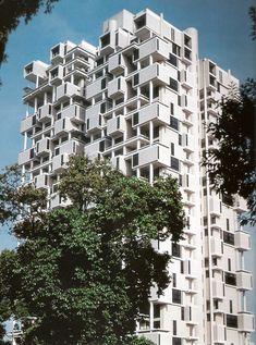 Colonnade, Paul Rudolph, Singapore