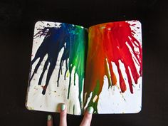 Wreck This Journal : Photo