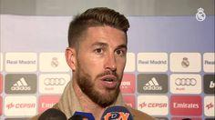 Sergio Ramos Sergio Ramos: El equipo ha salido desde el primer minuto muy motivado.