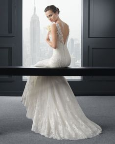 Rosa Clara Wedding Dresses & Bridal Gowns from Felichia Bridal in Toronto Rosa Clara Bridal, Rosa Clara Wedding Dresses, Bridal Wedding Dresses, Wedding Girl, Lace Bride, New Dress, Bouquet, Bright, Formal Dresses