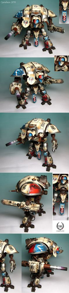Imperial Knight of House Griffith