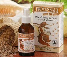 olio semi di lino- i provenzali
