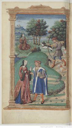 « Les Triumphes de messire Françoiz Petrarque, nouvellement translatées de langaige vulgaire (add. tuscan) en françoiz »