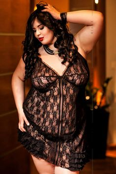 #plussize #lingerie from Nine X