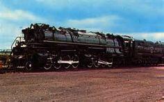 Duluth, Missabe & Iron Range 2-8-8-4 Yellowstone Type Locomotives