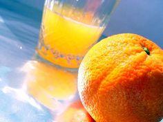Výskum: Získajte krásu z pohára pomarančovej šťavy!