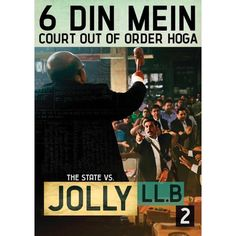 Law and order out of order hoga jald hi! Sirf #6DaysToJollyLLB2
