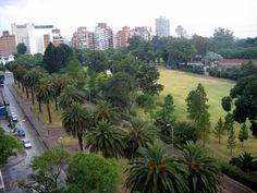 JULIO SOSA - Avda. Julio Ma. Sosa y club de golf, barrio Punta Carretas, Montevideo, Uruguay.