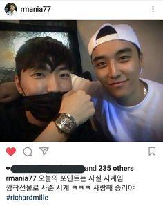 Updated!: Seungri's Instagram Update & With Others (170415) [PHOTO/VIDEO] - bigbangupdates