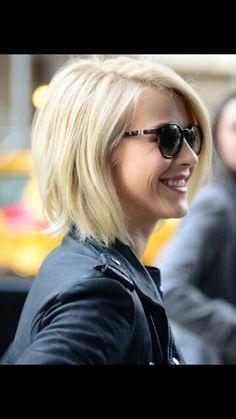 Nice haircut. Good length