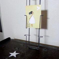 [ porte cartes-postales #6]  http://www.chezlesvoisins.fr/product/porte-cartes-postales-6#