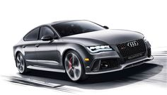 Incredible power and cutting-edge engineering: The Audi RS7. #audi #RS7 #power #engineering