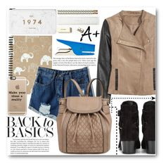 """Back To School"" by stylemoi-offical ❤ liked on Polyvore"