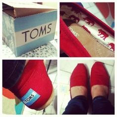 My Dream Closet! / Toms Outlet!  OMG!! Holy cow, I'm gonna love this site