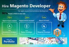 Hire Magento Certified Developers Plus