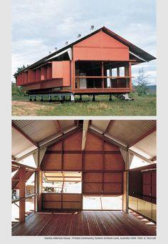 ENTREVISTA: GLENN MURCUTT. Premio Pritzker 2002. Architectural Record.