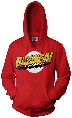I want this! BAZINGA!