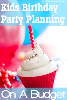 Do you want to throw an Birthday Party that is sure to be tons of fun, but without spending a fortune? It's easy to do and we'll show you how. Kids are far easier to please than we think and there are tons of tips and tricks to make Kids Birthday Parties but totally awesome and completely affordable. Kids Birthday Party Planning on a Budget. SunshineandHurric...