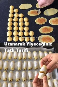 Homemade Beauty Products, Turkish Recipes, Cupcake Cookies, Beautiful Cakes, Biscotti, Food Art, Food And Drink, Healthy Recipes, Sweet