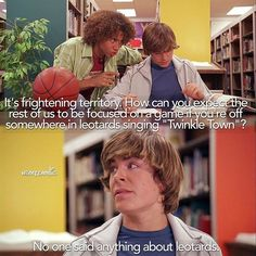 Oh Troy!