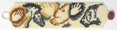 Clan of the Cave Bear Bracelet Pattern
