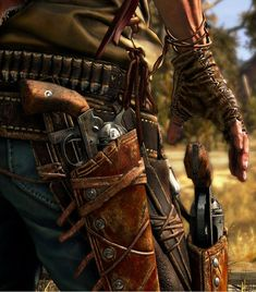 Call of Juarez: Gunslinger / Silas Greaves! Red Dead Redemption, Old West, Westerns, Western Holsters, Cowboy Action Shooting, Cowboys And Indians, Real Cowboys, Cowboys Bar, Space Cowboys