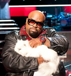 Love Cee Lo and Purrfect!!