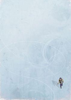 Design Work Life » Cosmosnail: Alone Illustration Series