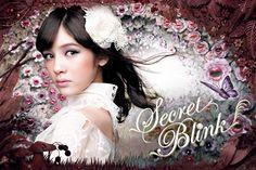 "MAJOLICA MAJORCA 2013 Spring ""Secret Blink"" Main Visual / マジョリカ マジョルカ 2013年 春 ""Secret Blink"" メイン ビジュアル"