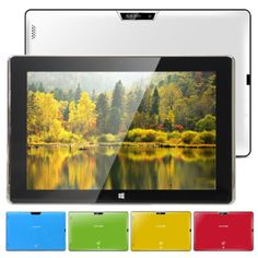 """Ramos i10Pro 10.1"""" Android 4.2/ Windows 8.1 Quad-Core Intel Atom Z3740D 3G Tablet PC w/ Bluetooth GPS (2GB + 32GB) - Assorted Color"""