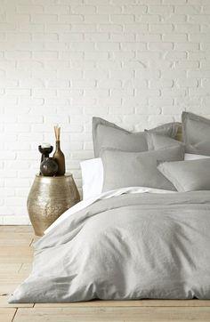 Levtex Washed Linen Duvet Cover | Nordstrom