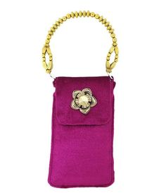 Goldencollections Party Look Pink Mobile Pouch #mobilepouch #mobileaccessories #accessories
