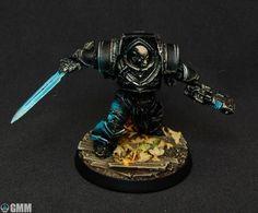 Iron Hands Legion Catapractii Praetor
