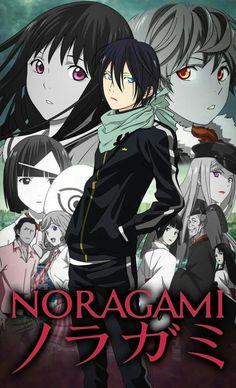 Noragami Aragoto.. Los dioses y sus protegidos