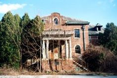 Norwich State Hospital Building,Preston,Connecticut  -built in 1904