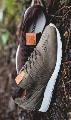 Tan Suede New Balance, Men's Spring Summer Fashion.