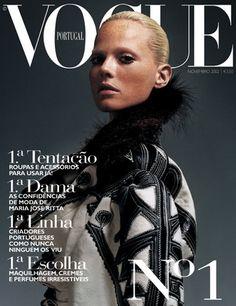Vogue Portugal #1: Novembro de 2002
