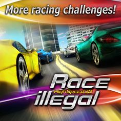 Feel the drive of high-speed #racing in the newest #Race #Illegal : #High #Speed #3D #update ! You will be able to take part in 13 new races and each new aerography will unlock more unique rims! #herocraft #game Download the game now on Google Play! https://play.google.com/store/apps/details?id=com.herocraft.game.raceillegal
