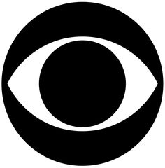 CBS Eye Logo 1951 Conceived By William Golden Still In