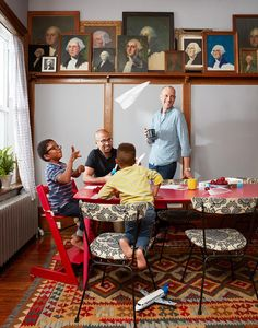 Artwork finishes a space in a way that furniture and accessories never can. If a room feels undone, uninteresting and uninspired, it's likely missing art. Displaying pieces on walls, ledges or surfaces can depend on the space and the furniture being balanced. Size, orientation, scale and palette also play a factor in the way art is arranged in a home. While it's up to your space and which pieces you want shown, having an inspirational place to start from is always helpful when working...