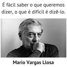 Mario Vargas Llosa | Citação