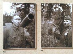 Младший сержант, командир орудия, комсомолец Иван Фомин. Автор фотографии И.Нарциссов