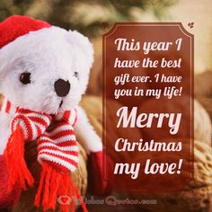 Romantic Christmas Greetings Wishes Cards For Lovers - Xmax Chrismast Christmas Love Messages, Merry Christmas My Love, Merry Christmas Quotes, Merry Christmas Greetings, Christmas Messages, Christmas Humor, Xmas Quotes, Love Message For Girlfriend, Xmax