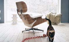 #Vitra #LoungeChair #Eames