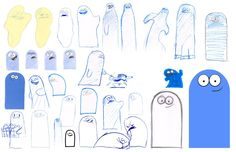 Bloo, foster's home for imaginary friends - craig mccracken