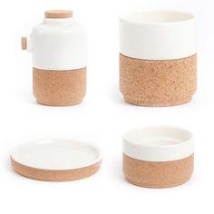 Amorim Cork Tableware