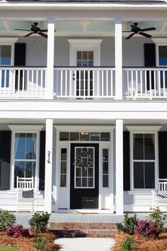 Lowcountry Front Porches!