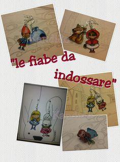 #Le#fiabe#da#indossare.  Kandido